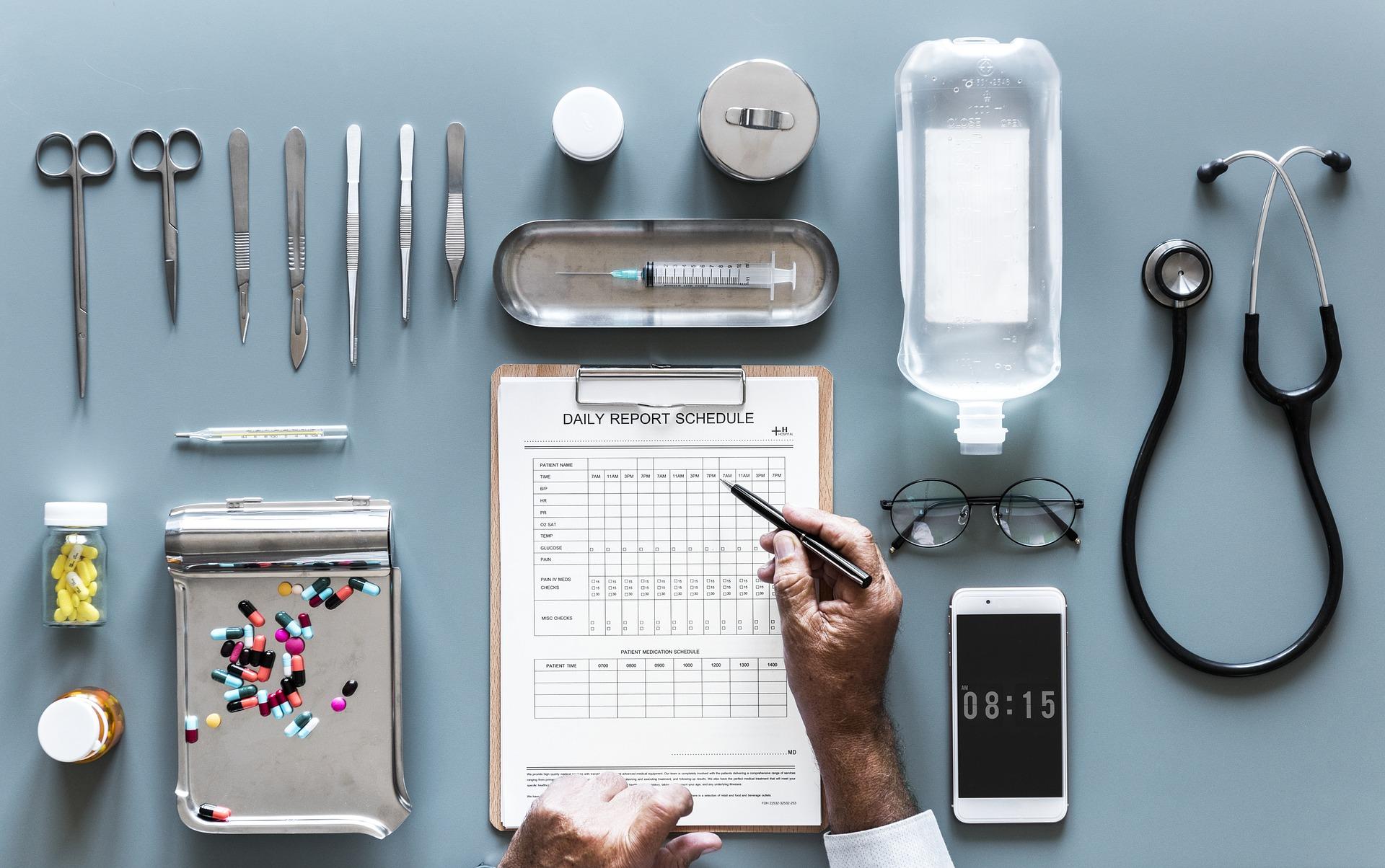 blockchain united states healthcare