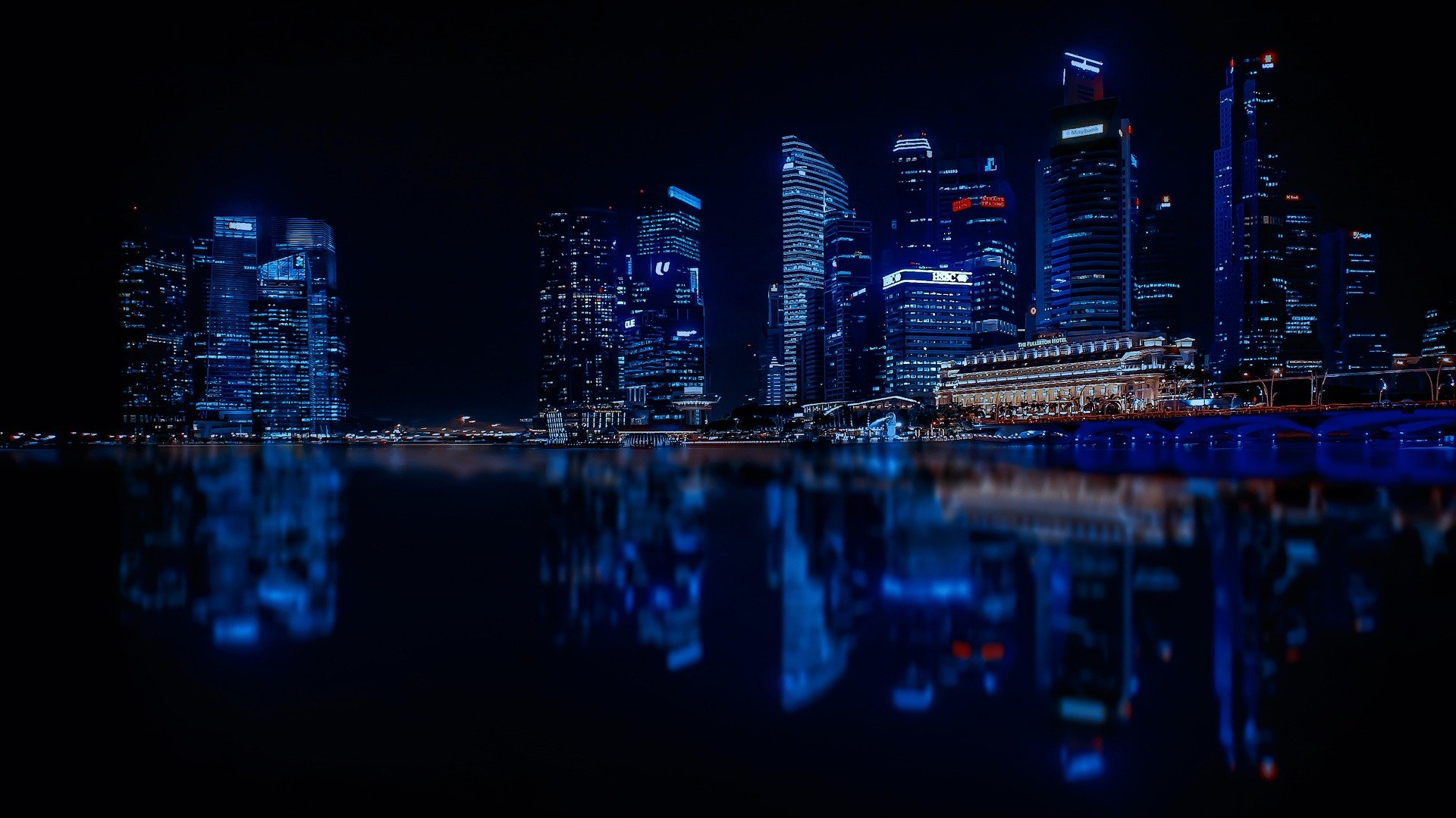 singapore blockchain innovation program